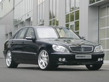 Brabus S V12 (W220) 1999–2005 pictures