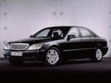 Mercedes-Benz S-Klasse Guard (W220) 2002–05 images