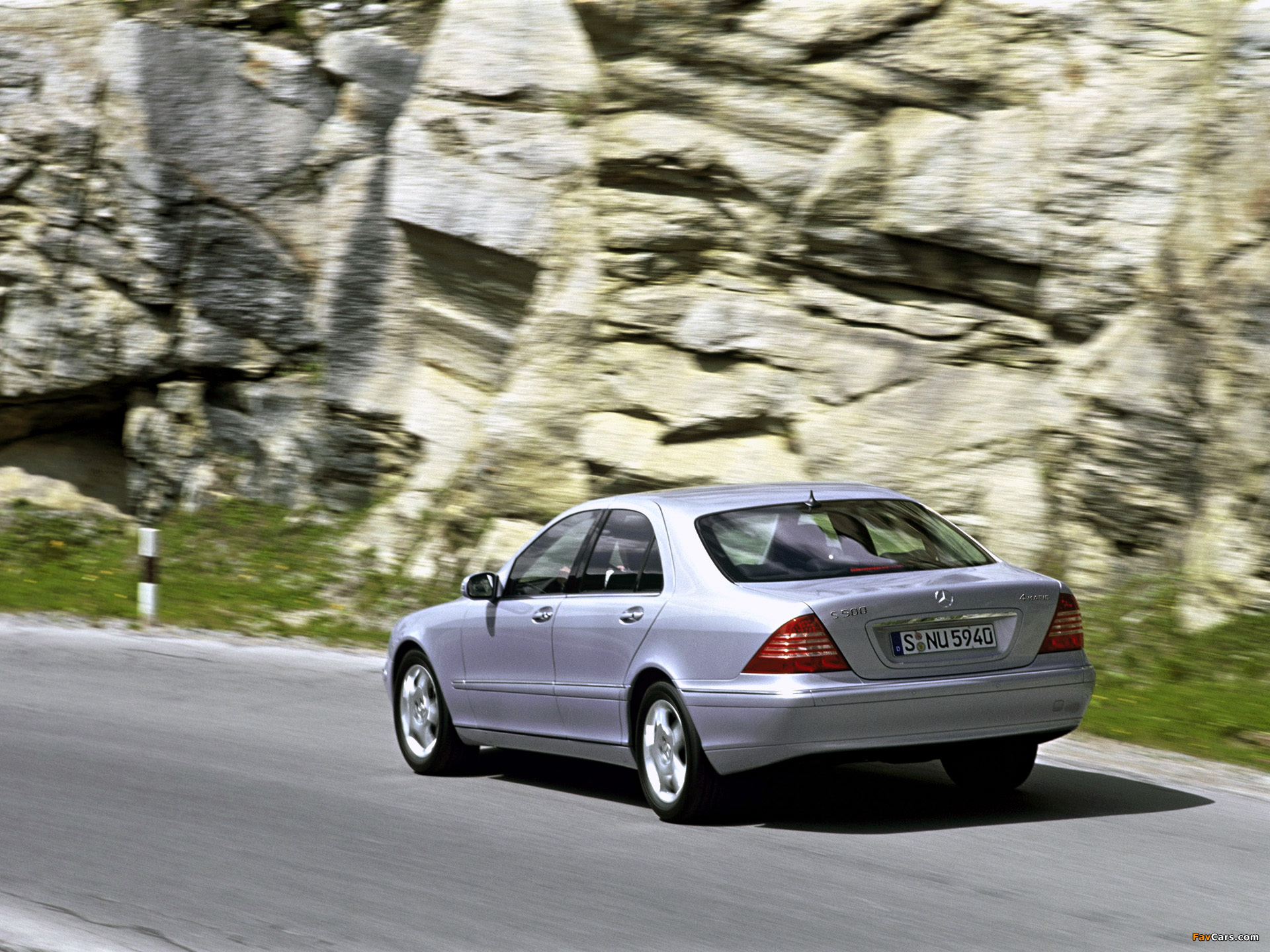 Mercedes-Benz S 500 4MATIC (W220) 2002–06 pictures (1920 x 1440)