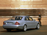 Mercedes-Benz S 55 AMG (W220) 2002–05 wallpapers