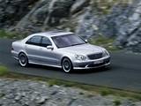 Mercedes-Benz S 65 AMG (W220) 2004–05 photos
