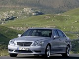 Mercedes-Benz S 65 AMG (W220) 2004–05 pictures