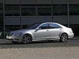 Mercedes-Benz S 500 (W221) 2005–09 photos