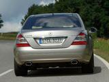 Mercedes-Benz S 600 (W221) 2005–09 photos