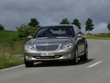Mercedes-Benz S 600 (W221) 2005–09 pictures