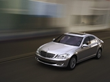 Mercedes-Benz Vision S 320 BlueTec Hybrid Concept (W221) 2005 wallpapers