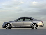 Mercedes-Benz S 65 AMG (W221) 2006–09 images