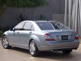 Mercedes-Benz S 600 US-spec (W221) 2006–09 images