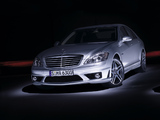 Mercedes-Benz S 63 AMG (W221) 2006–09 pictures
