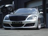 Asma Design Eagle II Widebody (W221) 2007–09 pictures