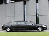 Mercedes-Benz S 600 Guard Pullman (W221) 2008–09 images
