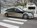 Carlsson Aigner CK 65 RS Blanchimont (W221) 2008–09 images