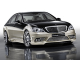 Carlsson Aigner CK 65 RS Blanchimont (W221) 2008–09 pictures
