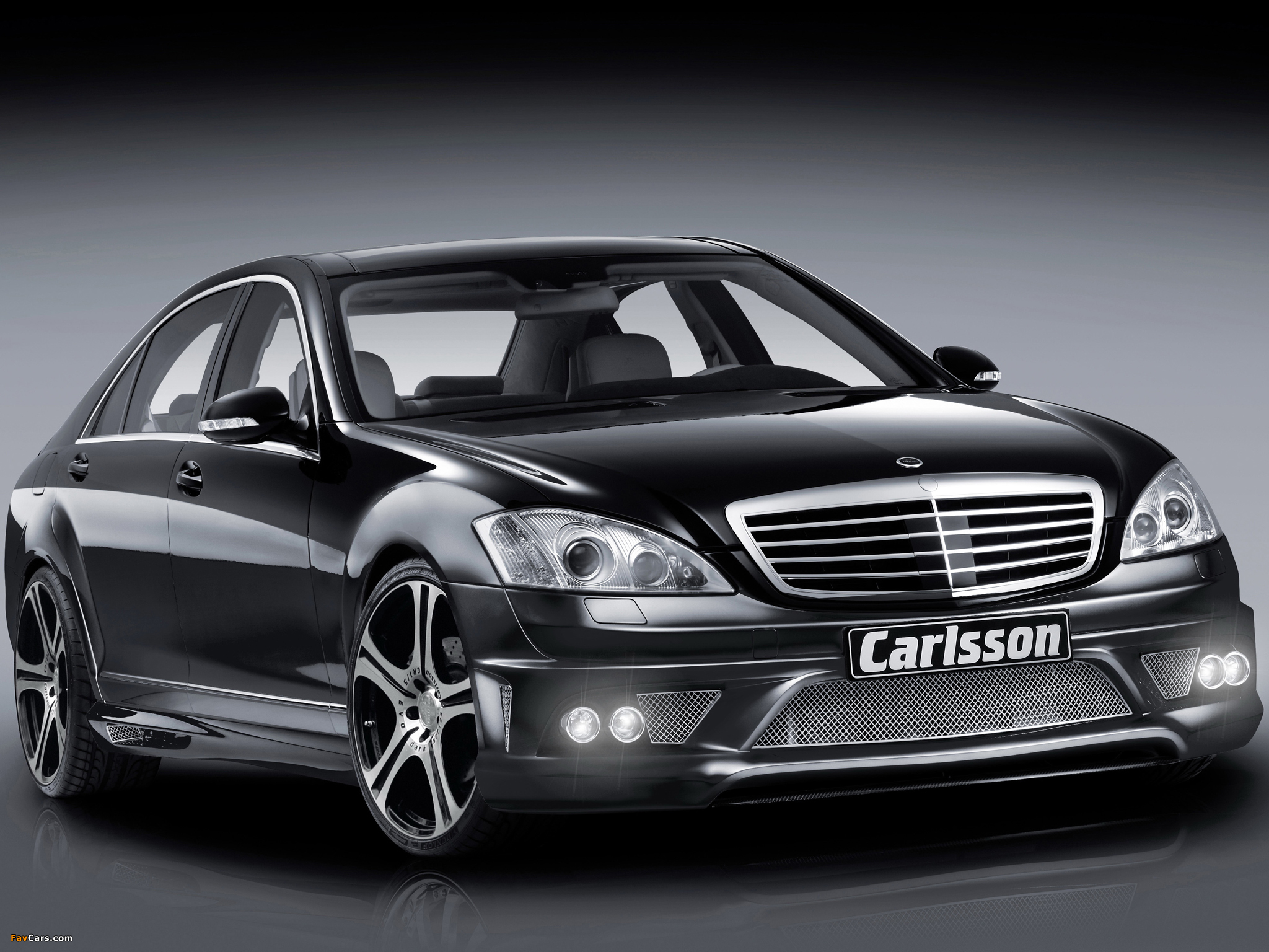 Carlsson Noble CK 65 RS (W221) 2008–09 pictures (2048 x 1536)