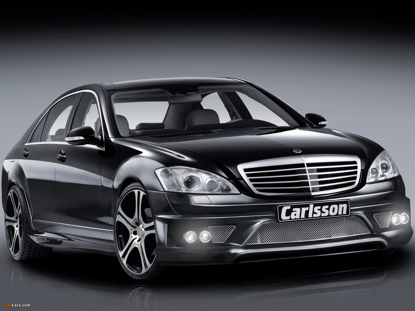 Carlsson Noble CK 65 RS (W221) 2008–09 pictures (1600 x 1200)
