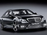 Carlsson Noble CK 65 RS (W221) 2008–09 pictures