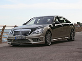 Carlsson Aigner CK 65 RS Blanchimont (W221) 2008–09 wallpapers