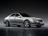 Mercedes-Benz S 500 4MATIC AMG Sports Package (W221) 2009–13 images