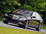 Mercedes-Benz S 600 US-spec (W221) 2009–13 images