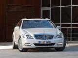 Mercedes-Benz S 400 Hybrid (W221) 2009–13 images