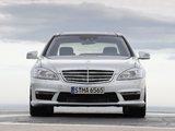 Mercedes-Benz S 65 AMG (W221) 2009–10 images