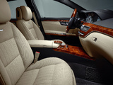Mercedes-Benz S 600 (W221) 2009–13 images
