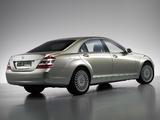 Mercedes-Benz S 400 Hybrid Concept (W221) 2009 photos