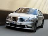 Mercedes-Benz S 65 AMG (W221) 2009–10 photos