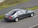 Mercedes-Benz S 350 CDI UK-spec (W221) 2009–13 photos