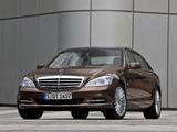 Mercedes-Benz S 600 (W221) 2009–13 photos