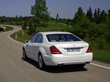 Mercedes-Benz S 400 Hybrid (W221) 2009–13 photos