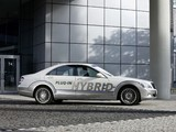 Mercedes-Benz Vision S 500 Plug-In Hybrid Concept (W221) 2009 photos
