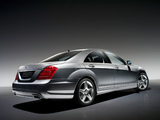 Mercedes-Benz S 500 4MATIC AMG Sports Package (W221) 2009–13 photos