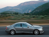 Mercedes-Benz S 500 4MATIC AMG Sports Package (W221) 2009–13 pictures