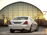 Mercedes-Benz S 400 Hybrid (W221) 2009–13 pictures