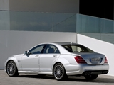 Mercedes-Benz S 63 AMG (W221) 2009–10 wallpapers