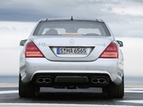 Mercedes-Benz S 65 AMG (W221) 2009–10 wallpapers