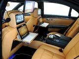 Brabus S V12 R Biturbo 800 (W221) 2010–13 images
