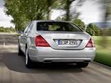 Mercedes-Benz S 250 CDI BlueEfficiency (W221) 2010–13 images