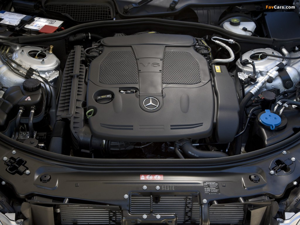 Mercedes-Benz S 350 BlueEfficiency AMG Sports Package (W221) 2010–13 images (1024 x 768)