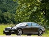 Mercedes-Benz S 63 AMG (W221) 2010–13 images