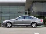 Mercedes-Benz S 350 BlueTec (W221) 2010–13 images