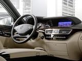 Mercedes-Benz S 500 BlueEfficiency (W221) 2010–13 images