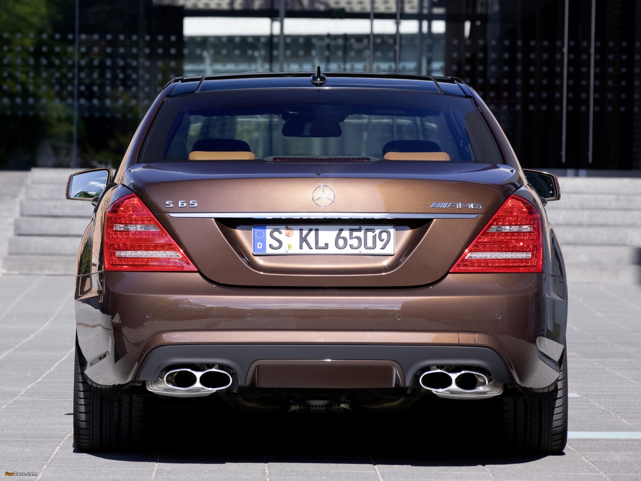 Mercedes-Benz S 65 AMG (W221) 2010–13 images (2048 x 1536)