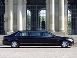 Mercedes-Benz S 600 Guard Pullman (W221) 2010–13 photos