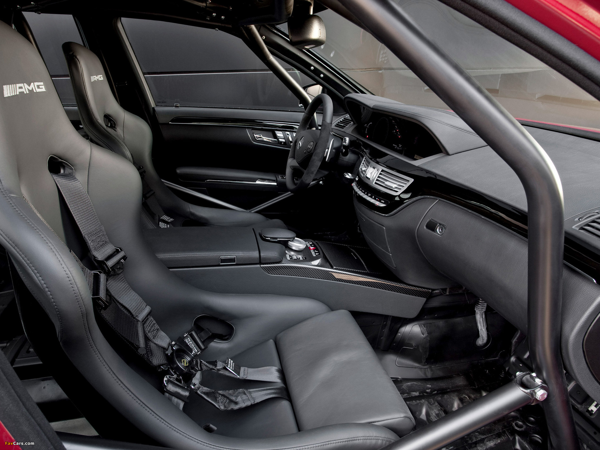 Mercedes-Benz S 63 AMG Show Car (W221) 2010 photos (2048 x 1536)