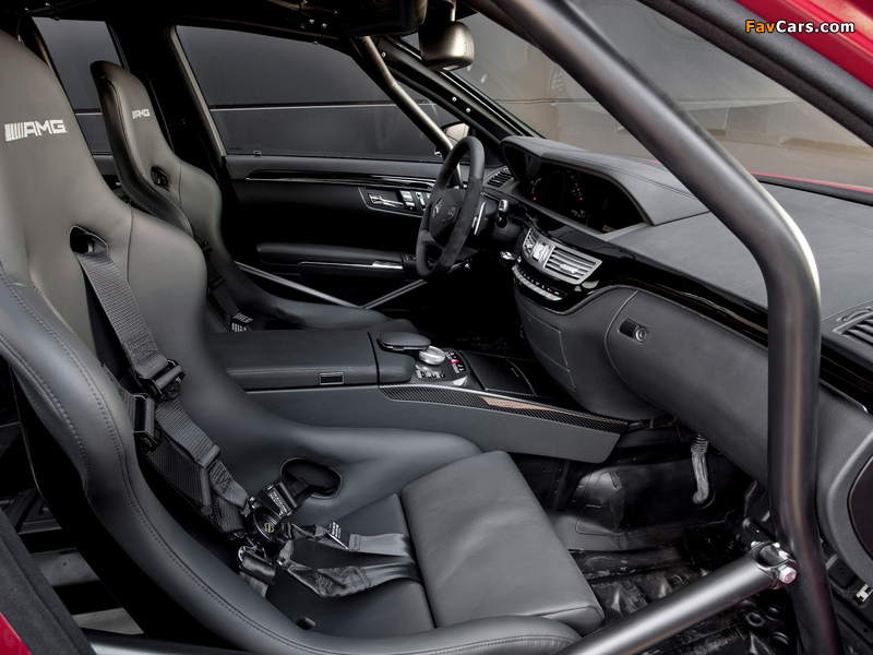 Mercedes-Benz S 63 AMG Show Car (W221) 2010 photos (800 x 600)