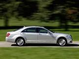 Mercedes-Benz S 250 CDI BlueEfficiency (W221) 2010–13 photos