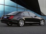 Mercedes-Benz S 350 BlueTec AU-spec (W221) 2010–13 photos