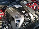 Mercedes-Benz S 63 AMG Show Car (W221) 2010 pictures